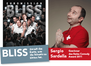 Bliss und Sergio Sardella