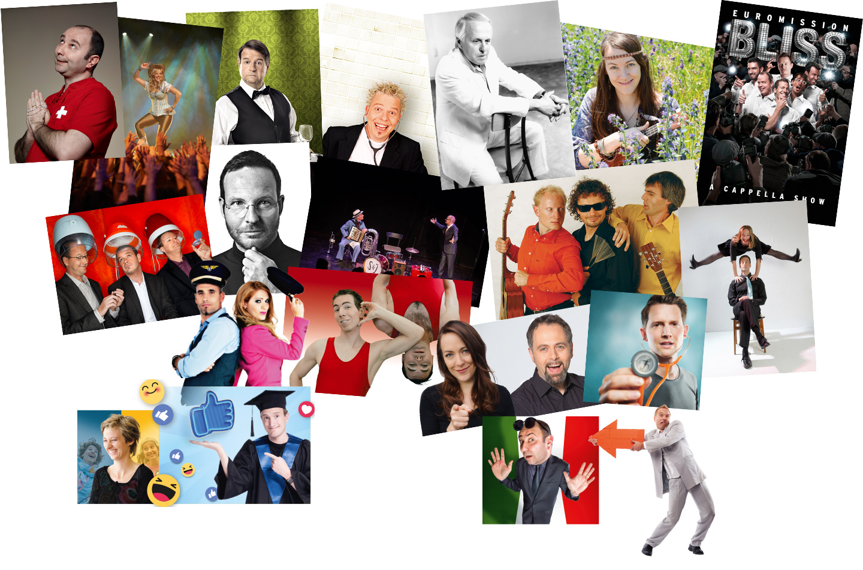 SLF-Comedy Reichenbach: alle Künstler
